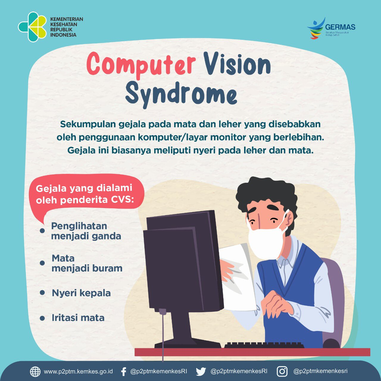 Computervisionsyndrom